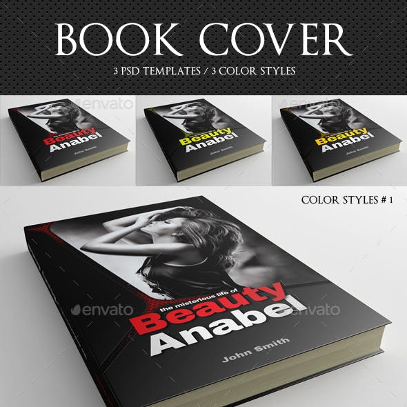 Book Cover Template 27
