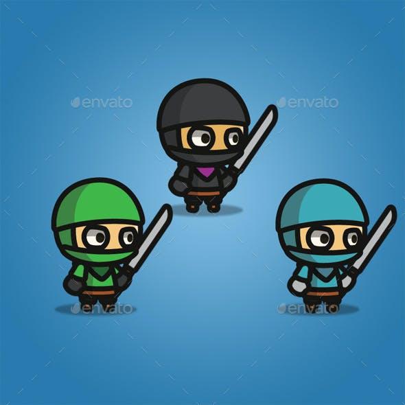 Tiny Style Ninja