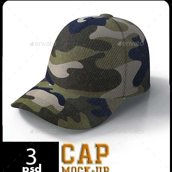 Cap Mock Up