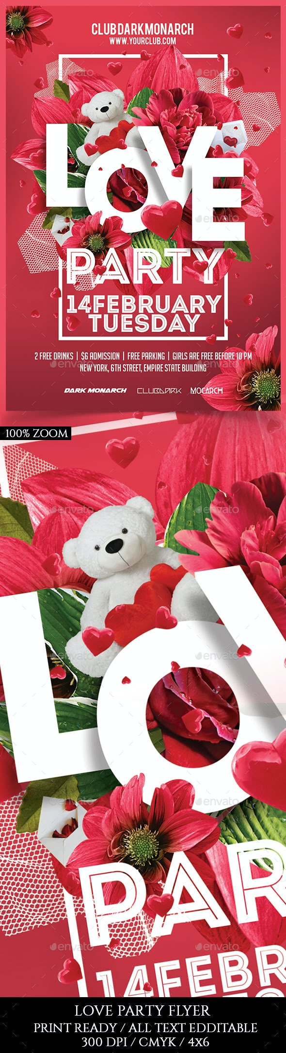 Love Party - Clubs & Parties Events
