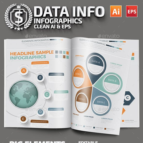 Infographics Elements Design