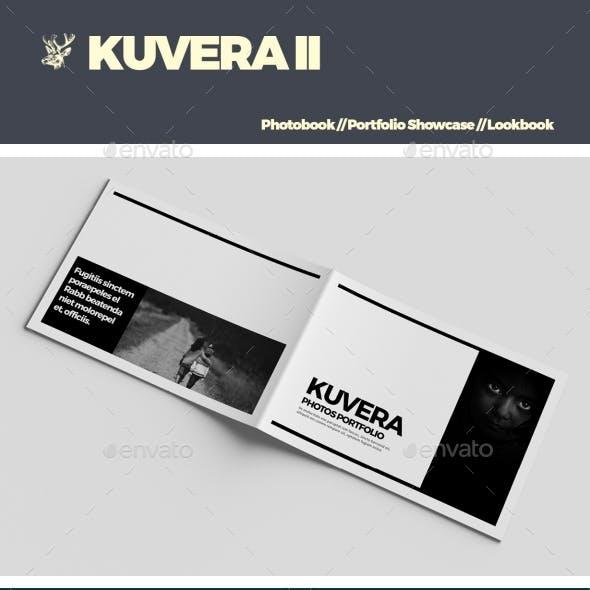 Kuvera II A4 & A5 Photobook & Portfolio Showcase