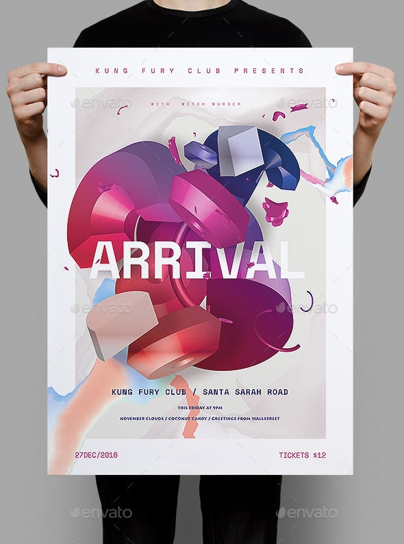 Arrival - Clubs & Parties Events