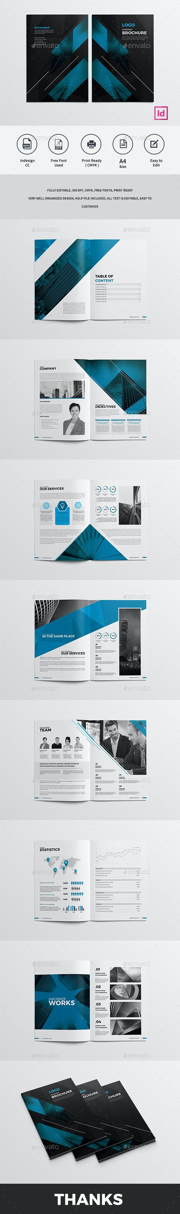 Clean Company Brochure 2017 - Corporate Brochures