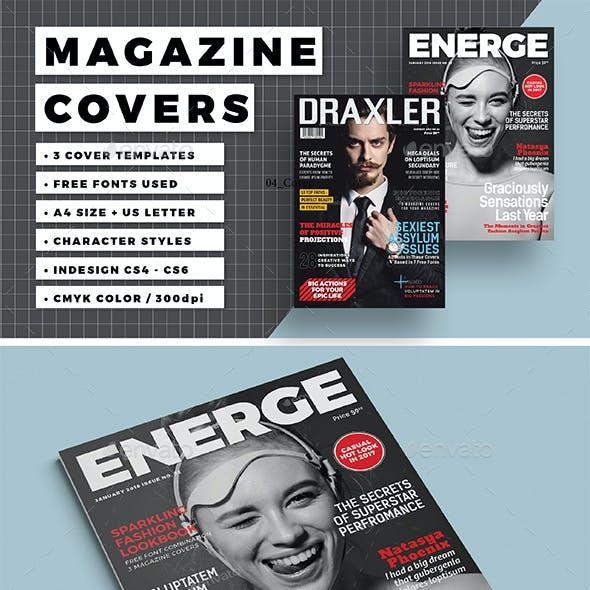 3 Magazine Covers v.02