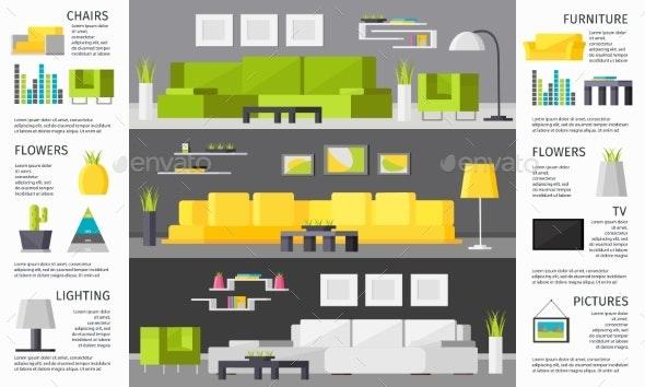 Room Interior Brochure - Abstract Conceptual