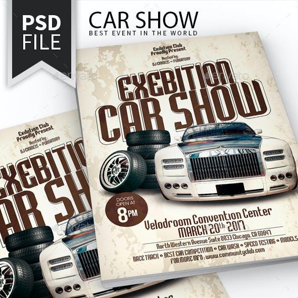 Exebition Car Show