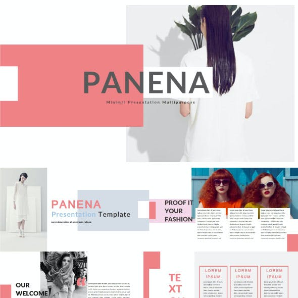 Panena Multipurpose Template