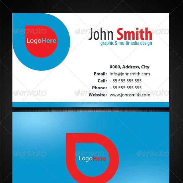 Particle Designer Card