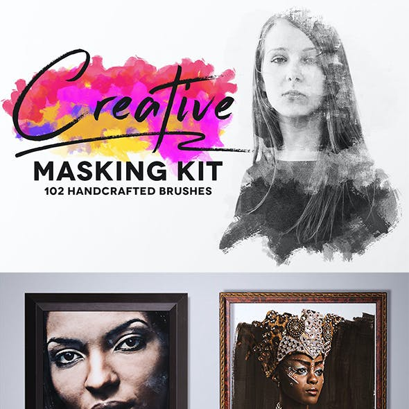 Creative Masking Kit