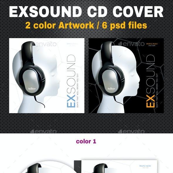 Exsound Music CD Cover V3