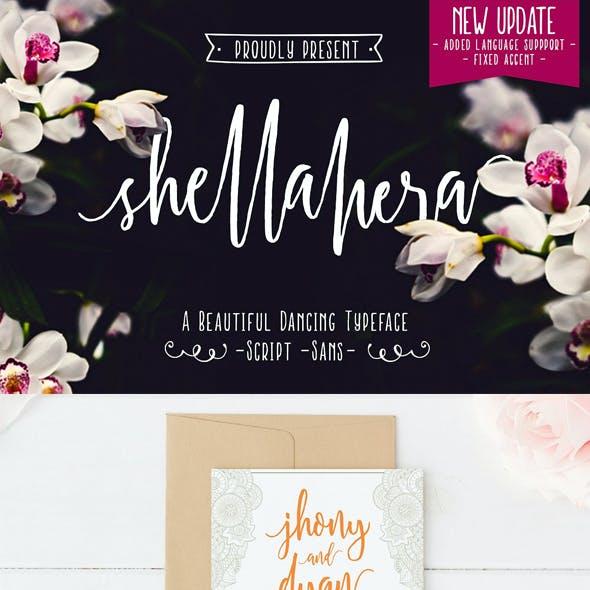 Shellahera Font