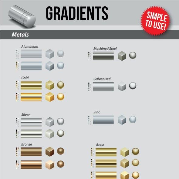 Illustrator Gradients