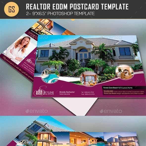Real Estate EDDM Flyer Template