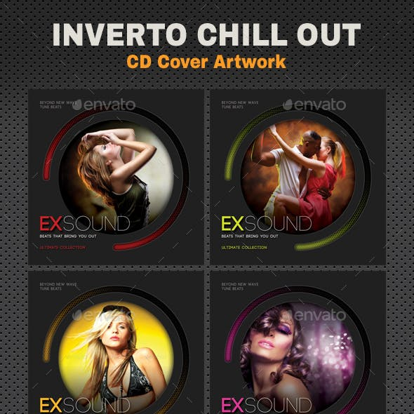 Exsound Music CD Cover V4