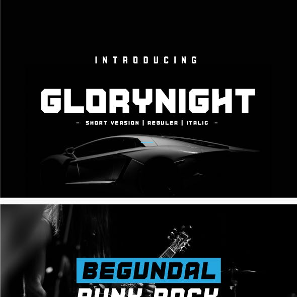 Glorynight Short Ver