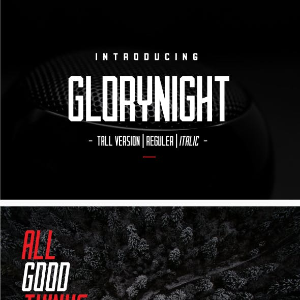 Glorynight Tall Ver