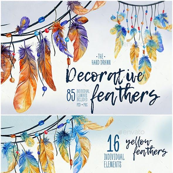 Decorative Feathers