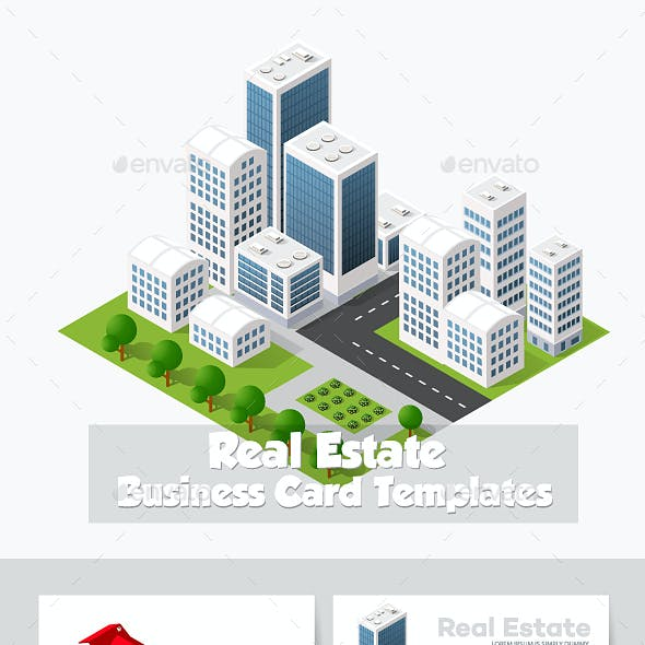 Building Business Cards