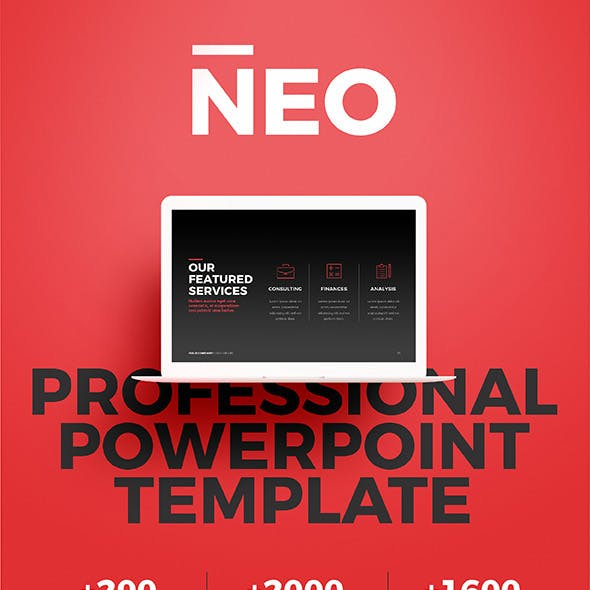NEO Multipurpose Powerpoint Template