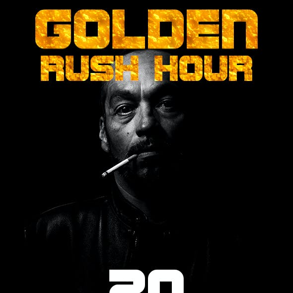 Golden Rush Hour Lightroom Presets