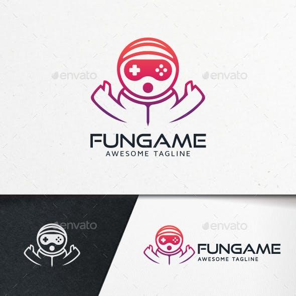 Fun Game Logo Template