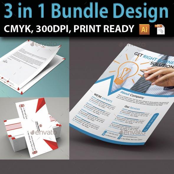 3 in 1 Bundle Design