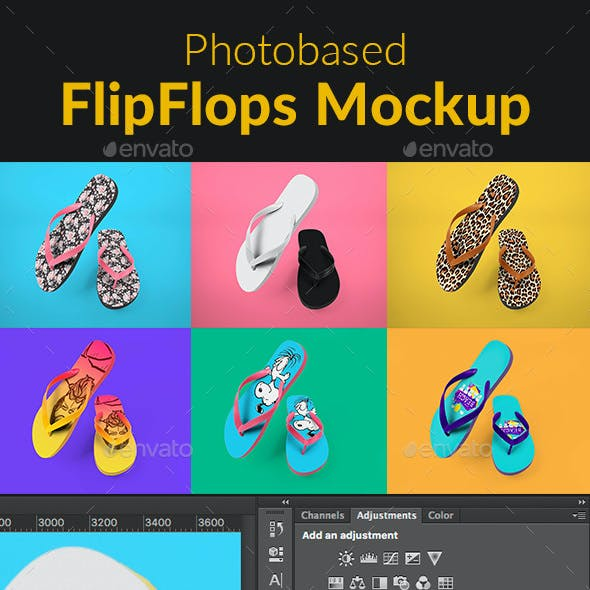 FlipFlops Mockup