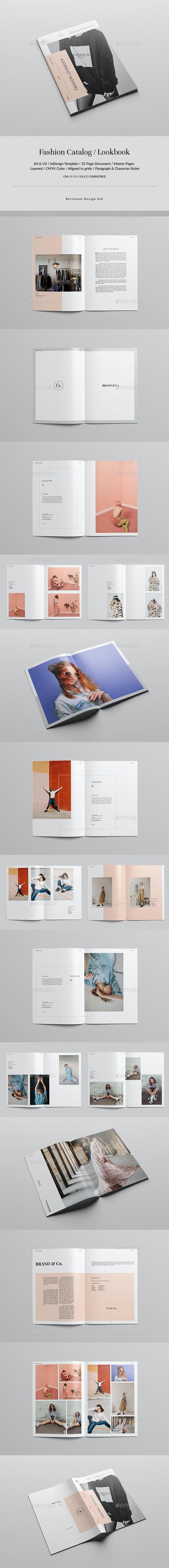 Fashion Catalog / Lookbook - Catalogs Brochures