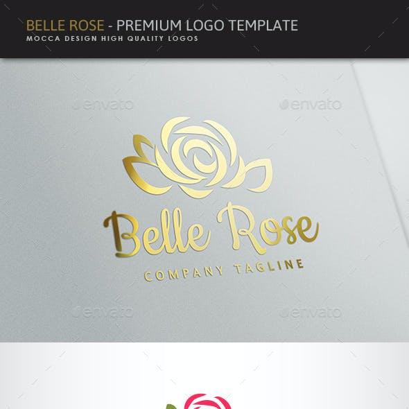 Belle Rose Logo
