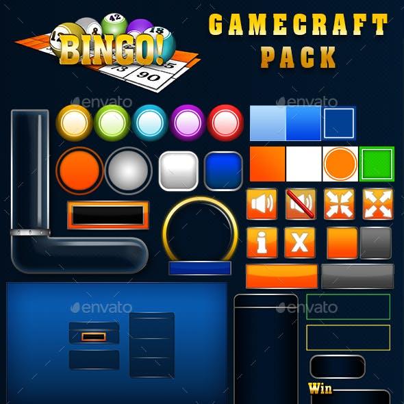 Bingo Game Assets