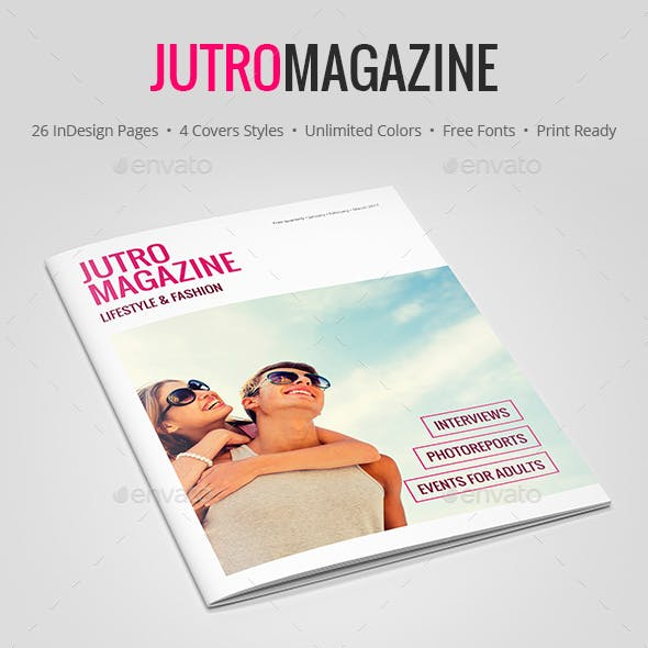 Jutro Magazine – Lifestyle and Fashion