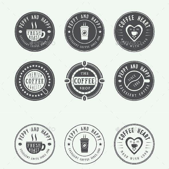 16 Coffee Emblems