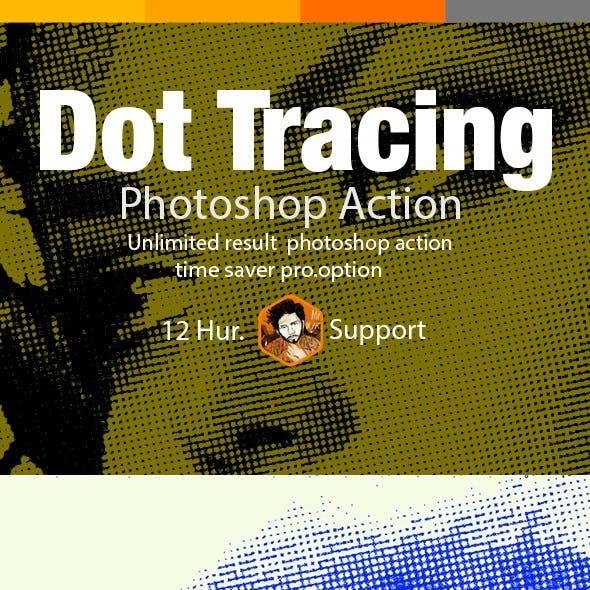 Dot Tracing Action