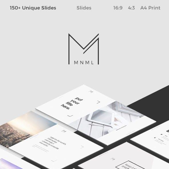 MNML Slides