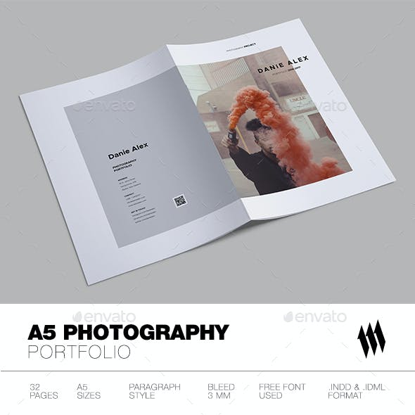 Photographer Portfolio Brochure Templates from GraphicRiver (Page 4)