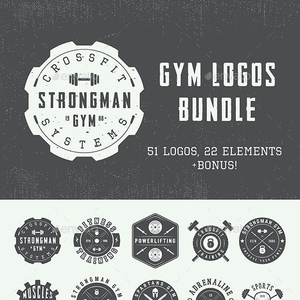 Powerlifting Graphics Designs Templates From Graphicriver