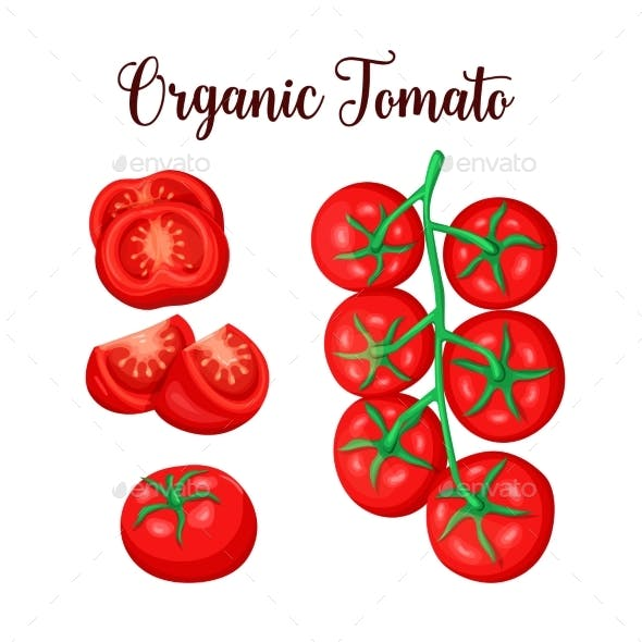Tomato Sliced Set