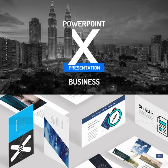 X10 - Business Template