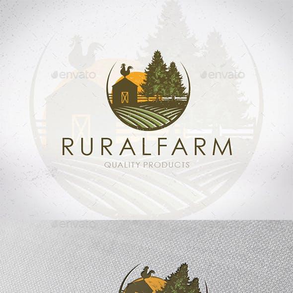 Rural Farm Logo Design