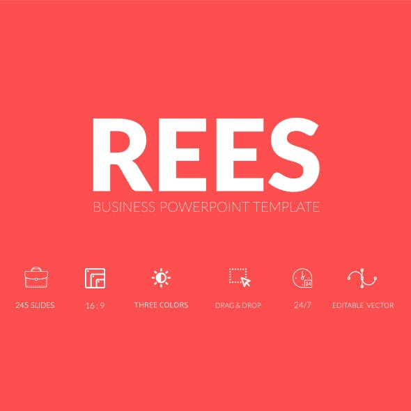 REES Business Google Slides