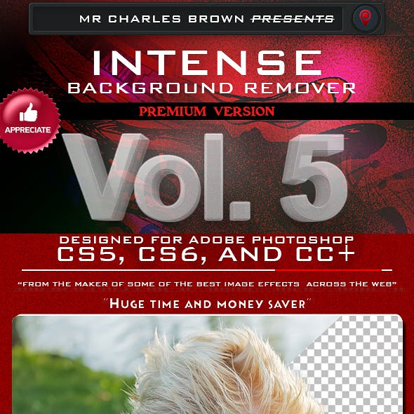 Intense Background Remover v5