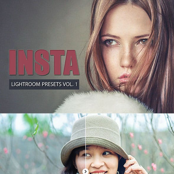 10 Insta Filter Lightroom Presets