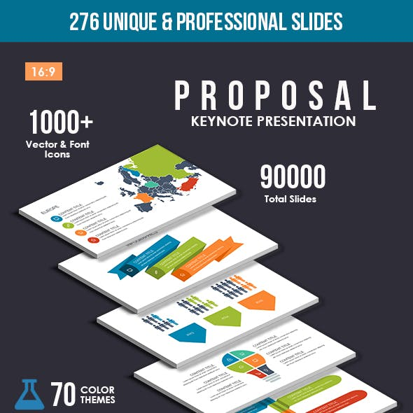 Proposal Keynote Presentation Template