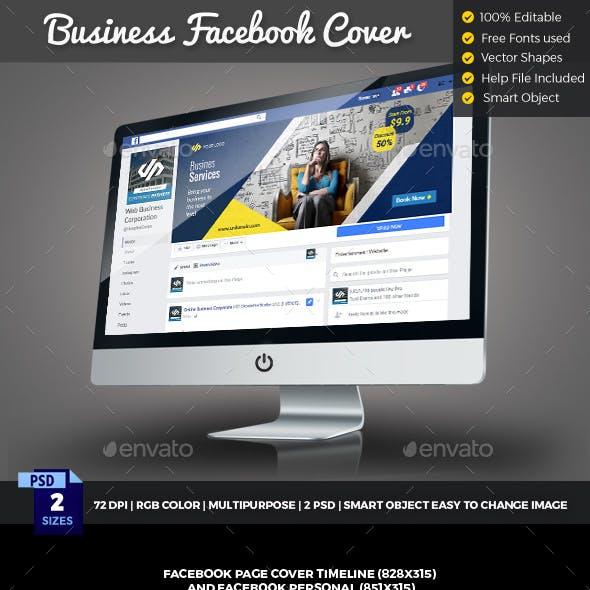 Business Facebook Cover Timeline