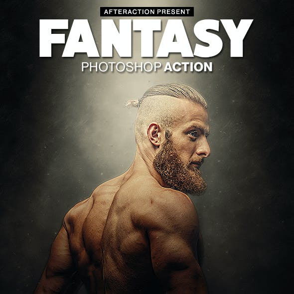Fantasy Photoshop Action