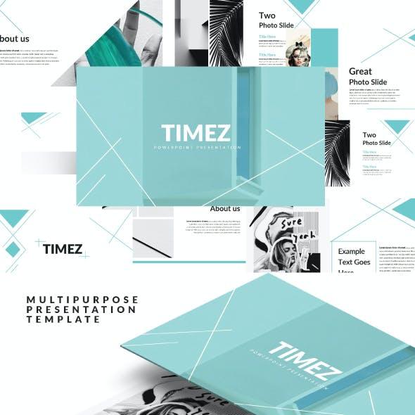 Timez Multipurpose Keynote Template