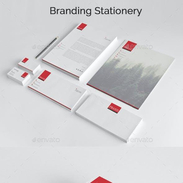 Branding Stationery