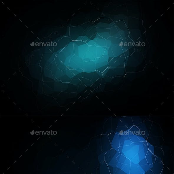 Crystallized Backgrounds Vol 8