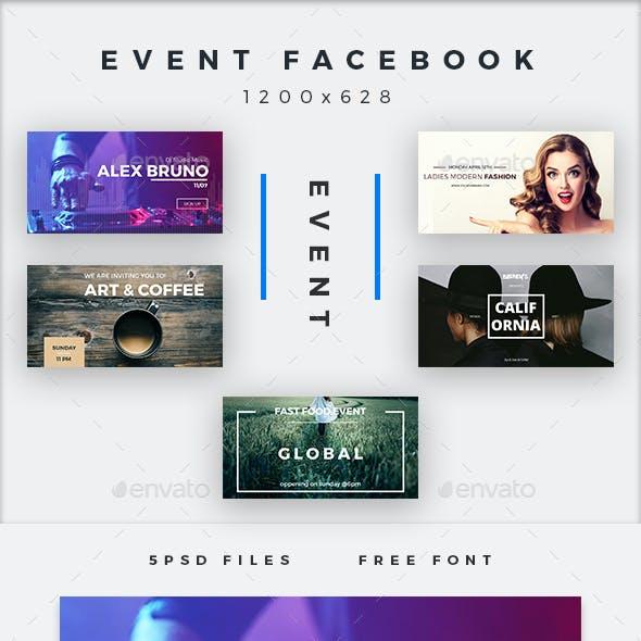 Event Facebook .V1